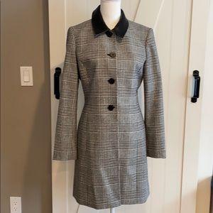 Classiques Entier houndstooth Dress Jacket 8